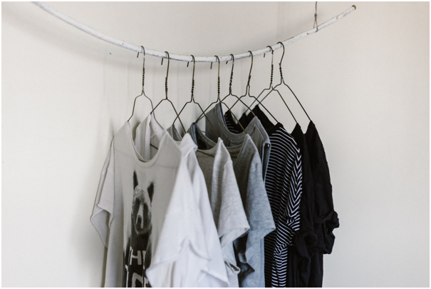 clothes to take on a tiny house adventure